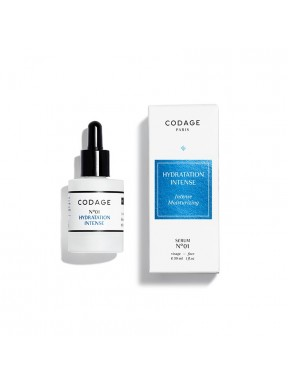 CODAGE SERUM N°01 Hydratation Intense 30ml