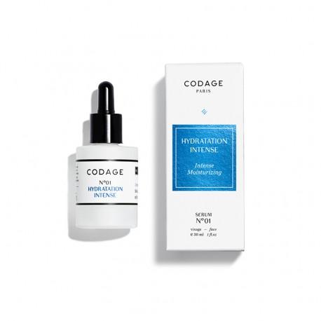 CODAGE SERUM N°01 Hydratation Intense 30ml